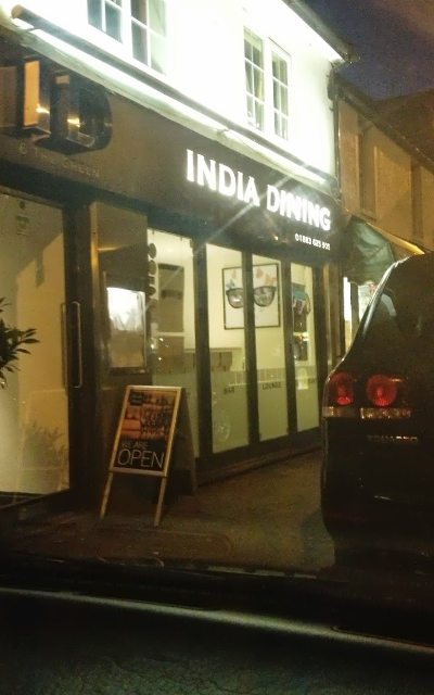 India Dining, Warlingham