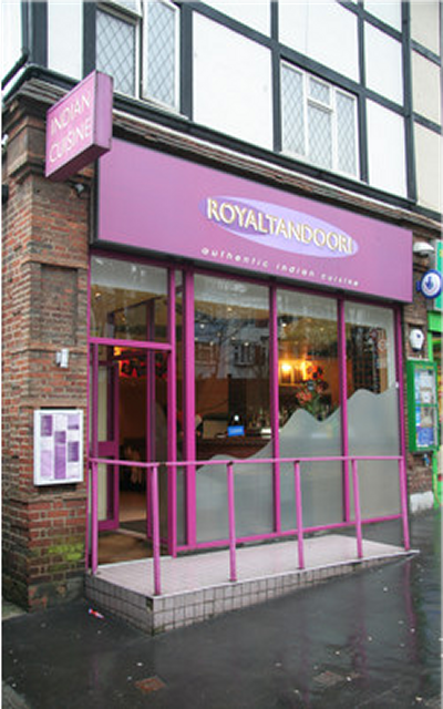 Royal Tandori, Selsdon